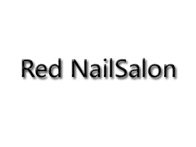 Red NailSalon美甲图片